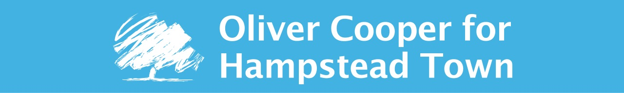 Oliver Cooper for Hampstead Town
