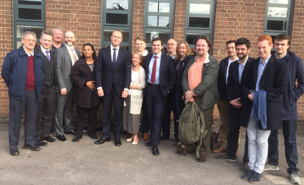 Camden Conservatives with Dan Thomas